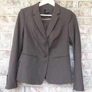 Limited Light Brown Blazer